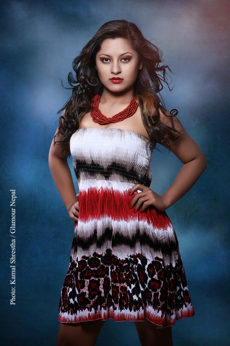 Supi Thapa , Nepali MOdel , Nepali Actress (2)