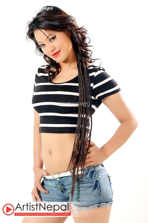 Sarishma Magar 3