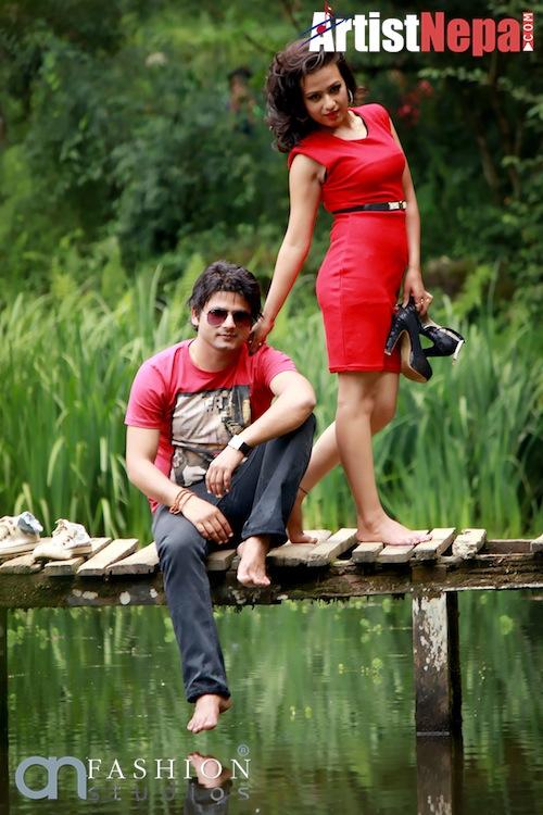 Raz verma & Actress Sashi Khadka 15