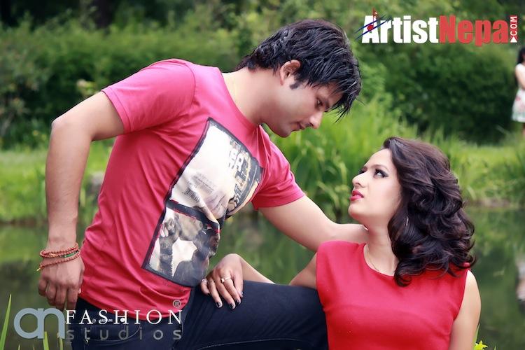 Raz verma & Actress Sashi Khadka 16