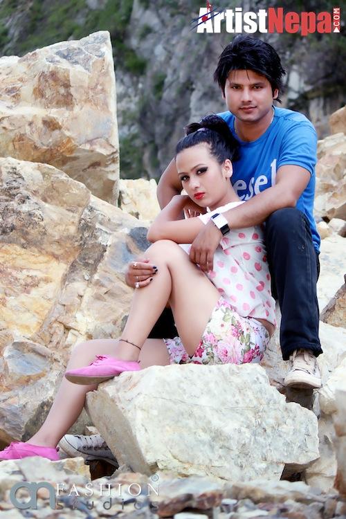Raz verma & Actress Sashi Khadka 19
