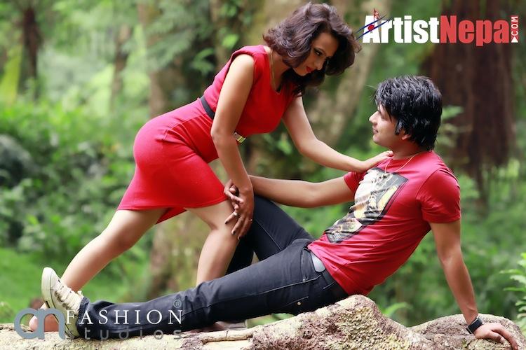 Raz verma & Actress Sashi Khadka 8