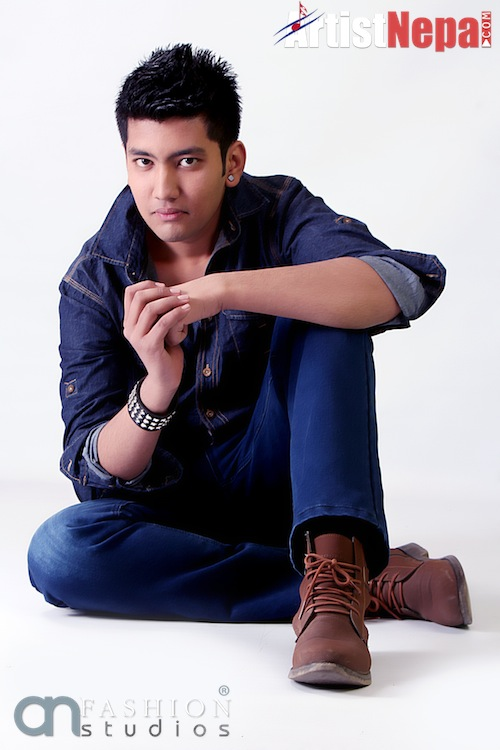 Nepali Male Model - Eric Basnet - Hot Nepali Man Model - ArtistNepal Models 13