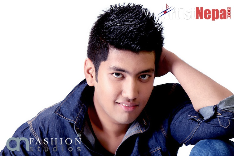Nepali Male Model - Eric Basnet - Hot Nepali Man Model - ArtistNepal Models 17