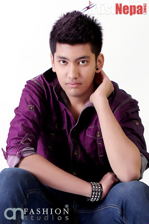 Nepali Male Model - Eric Basnet - Hot Nepali Man Model - ArtistNepal Models 8