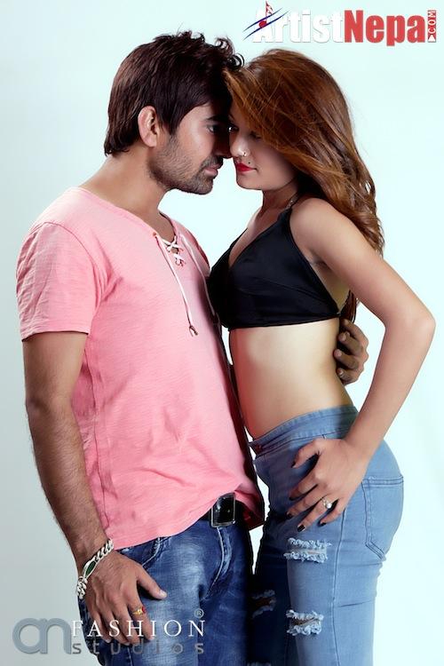 Nayan Dc and Rina Nepali , couple model 12