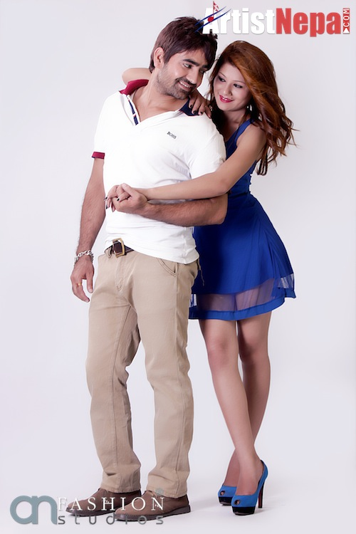 Nayan Dc and Rina Nepali , couple model 6