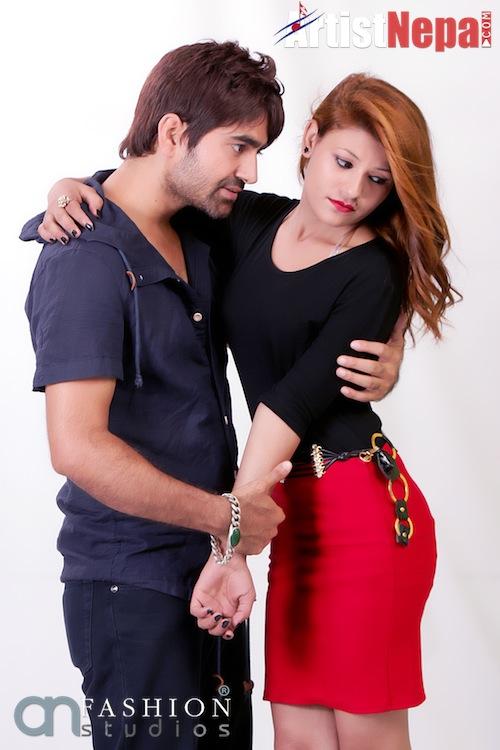 Nayan Dc and Rina Nepali , couple model 7