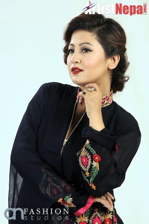 ArtistNepal - Miss Nepal - Usha Khadki - Photogallery - Biography - Nepali Model - Nepali Actress 12