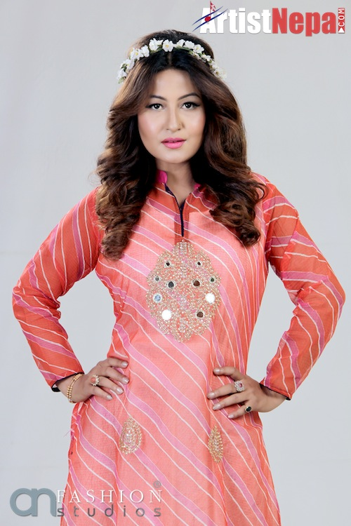 ArtistNepal - Miss Nepal - Usha Khadki - Photogallery - Biography - Nepali Model - Nepali Actress 13