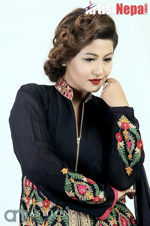 ArtistNepal - Miss Nepal - Usha Khadki - Photogallery - Biography - Nepali Model - Nepali Actress 15