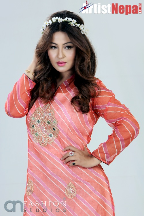 ArtistNepal - Miss Nepal - Usha Khadki - Photogallery - Biography - Nepali Model - Nepali Actress 5