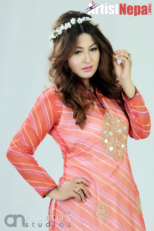 ArtistNepal - Miss Nepal - Usha Khadki - Photogallery - Biography - Nepali Model - Nepali Actress 7