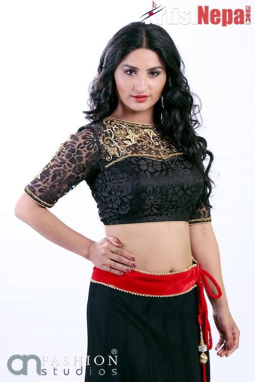 ArtistNepal.com-Nepali Actress - Garima Panta - Photo gallery - Biography - Nepali Heroin 3