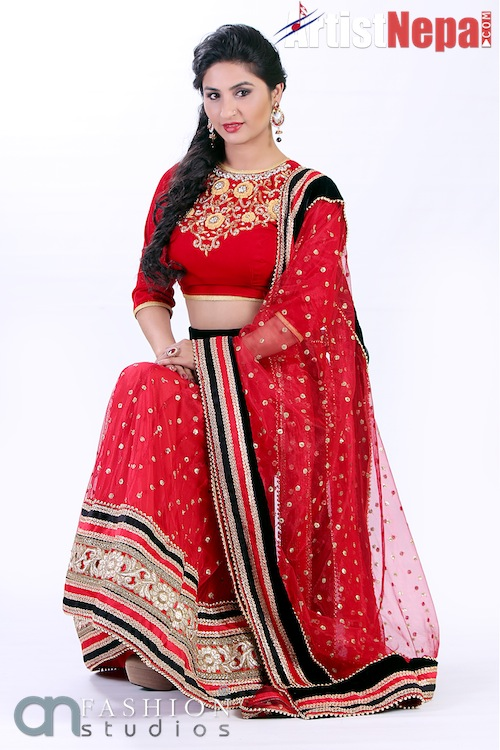 ArtistNepal.com-Nepali Actress - Garima Panta - Photo gallery - Biography - Nepali Heroin 6
