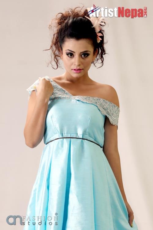 Neeta Dhungana - Nepali Actress - ArtistNepal.com -an fashion studios (1)