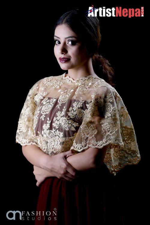 Neeta Dhungana - Nepali Actress - ArtistNepal.com -an fashion studios (11)