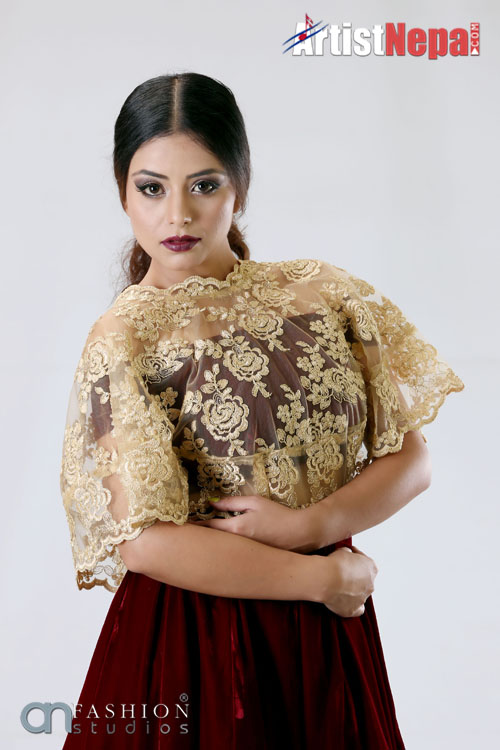 Neeta Dhungana - Nepali Actress - ArtistNepal.com -an fashion studios (12)