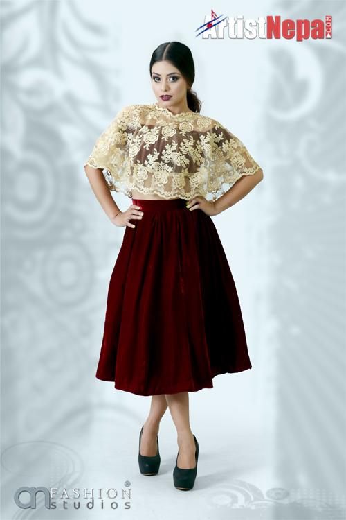Neeta Dhungana - Nepali Actress - ArtistNepal.com -an fashion studios (13)