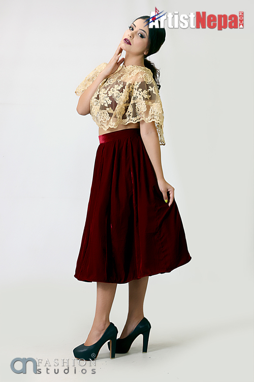 Neeta Dhungana - Nepali Actress - ArtistNepal.com -an fashion studios (20)