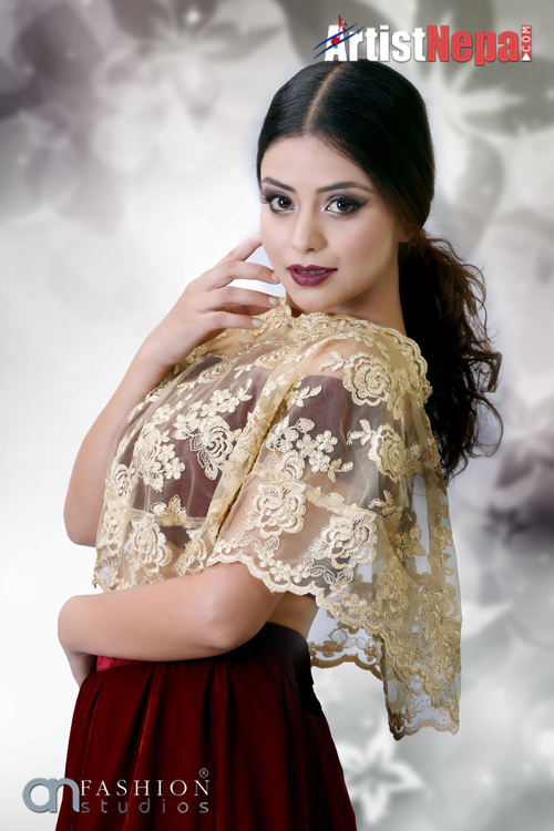 Neeta Dhungana - Nepali Actress - ArtistNepal.com -an fashion studios (3)