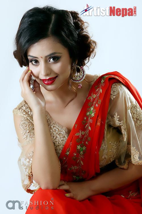 Neeta Dhungana - Nepali Actress - ArtistNepal.com -an fashion studios (7)