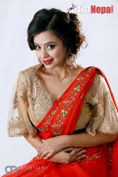 Neeta Dhungana - Nepali Actress - ArtistNepal.com -an fashion studios (8)