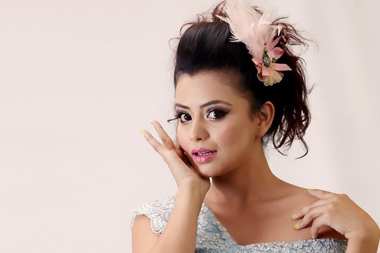 neeta dhungana nepali actress biography