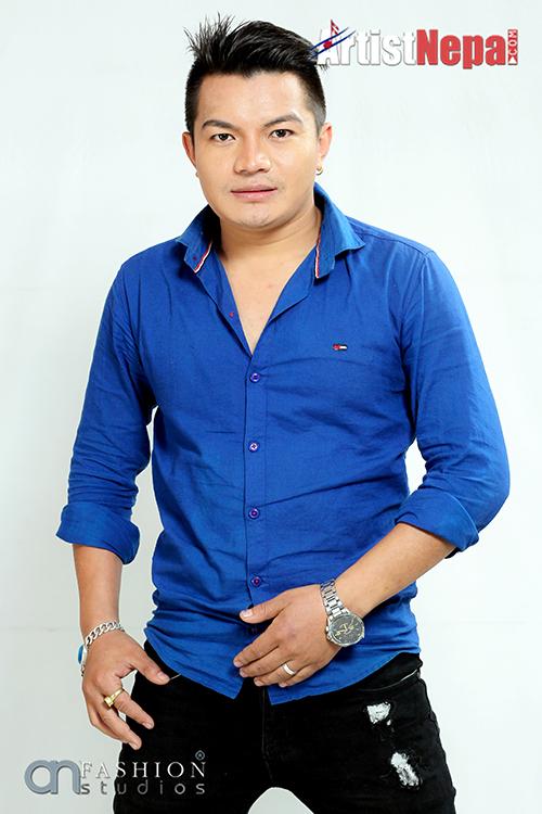 Model- Niraj Lama