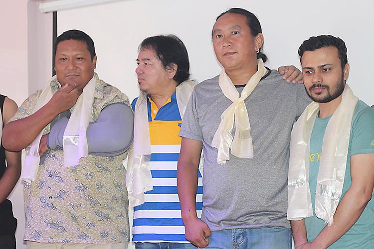 Tshering Sherpa Song Release Yo Chokho Maya1