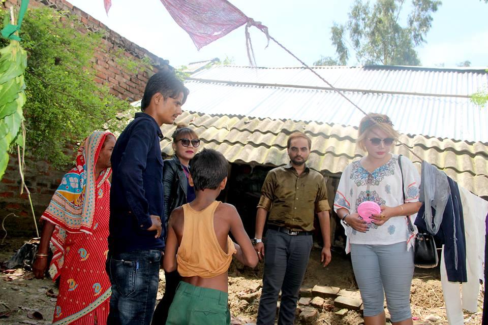 amazone Entertenment - rahat saptari flood artistnepal nava dhungel himani subba kamal khatiwoda (3)