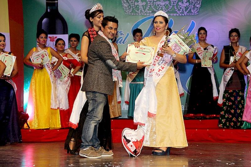 mrs nepal idol 2017 fina - amazone entertainment - artistnepal - nava dhungel (5)