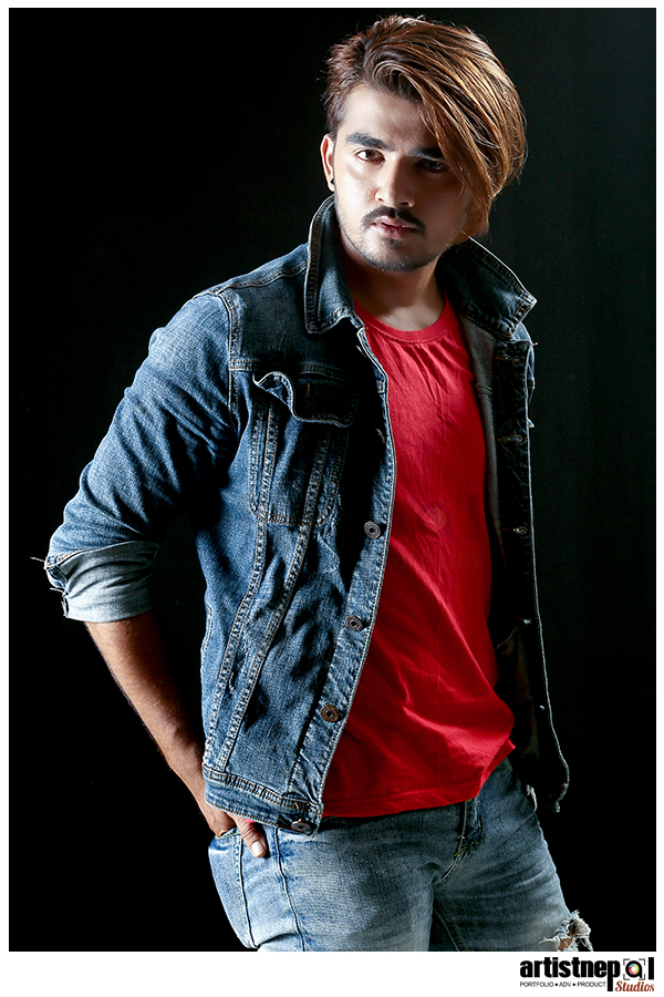 Tapan Ghimire - Nepali Model - ArtistNepal Studios (12)