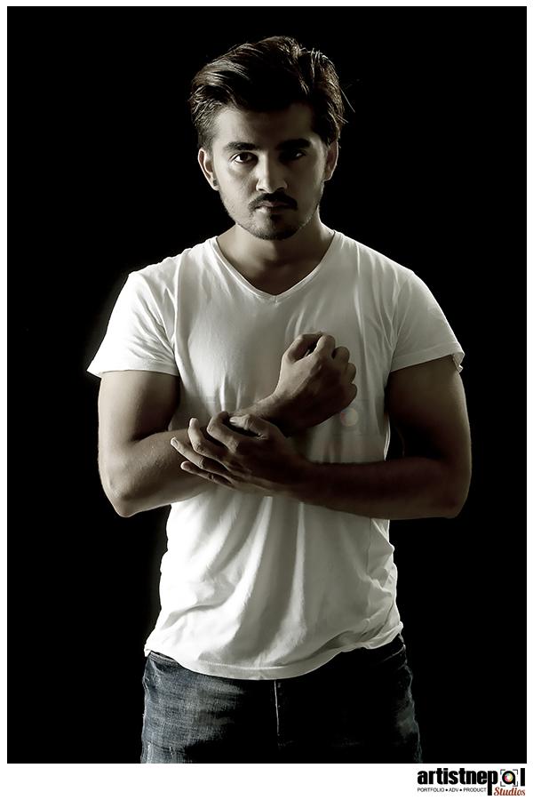 Tapan Ghimire - Nepali Model - ArtistNepal Studios (4)
