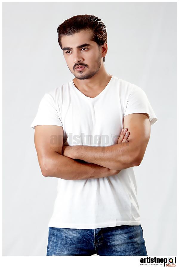 Tapan Ghimire - Nepali Model - ArtistNepal Studios (6)