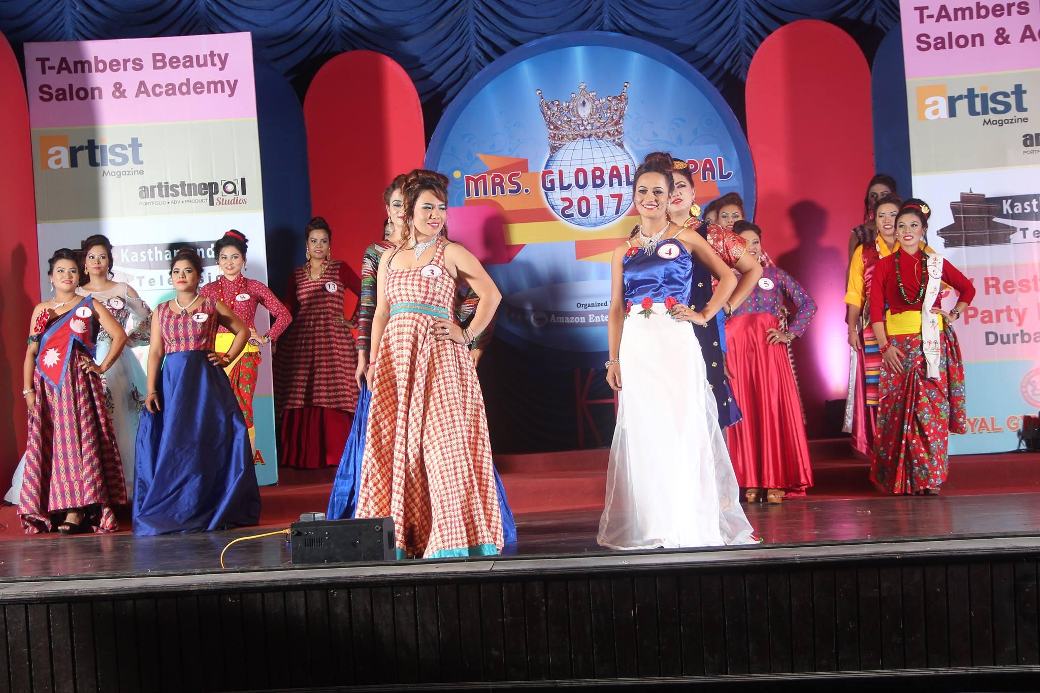 mrs global nepal 2017 final 11