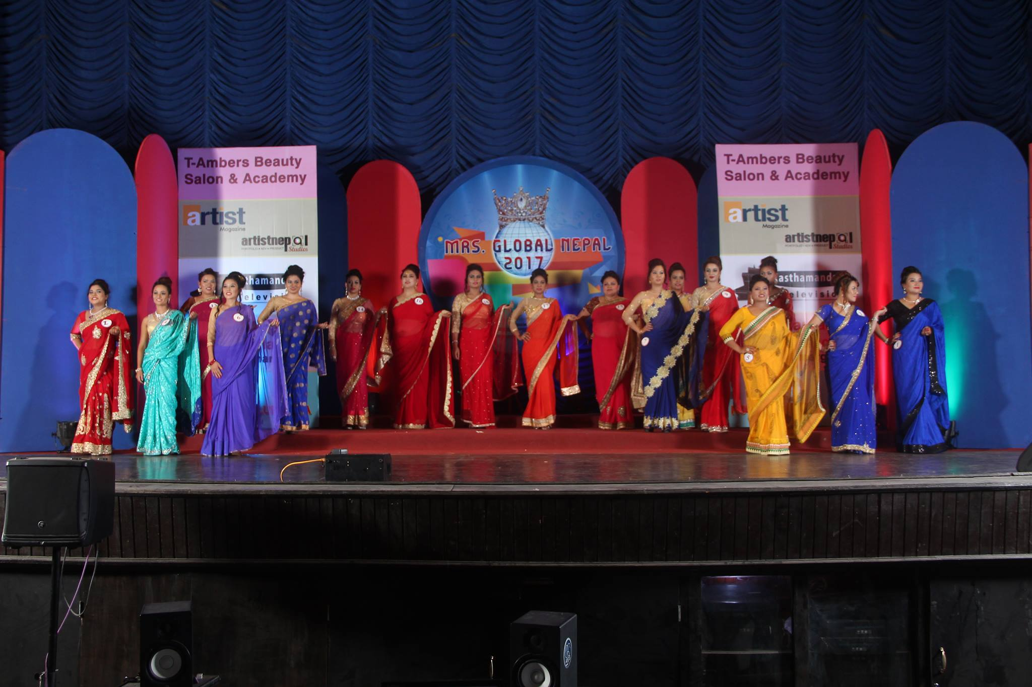 mrs global nepal 2017 final 12