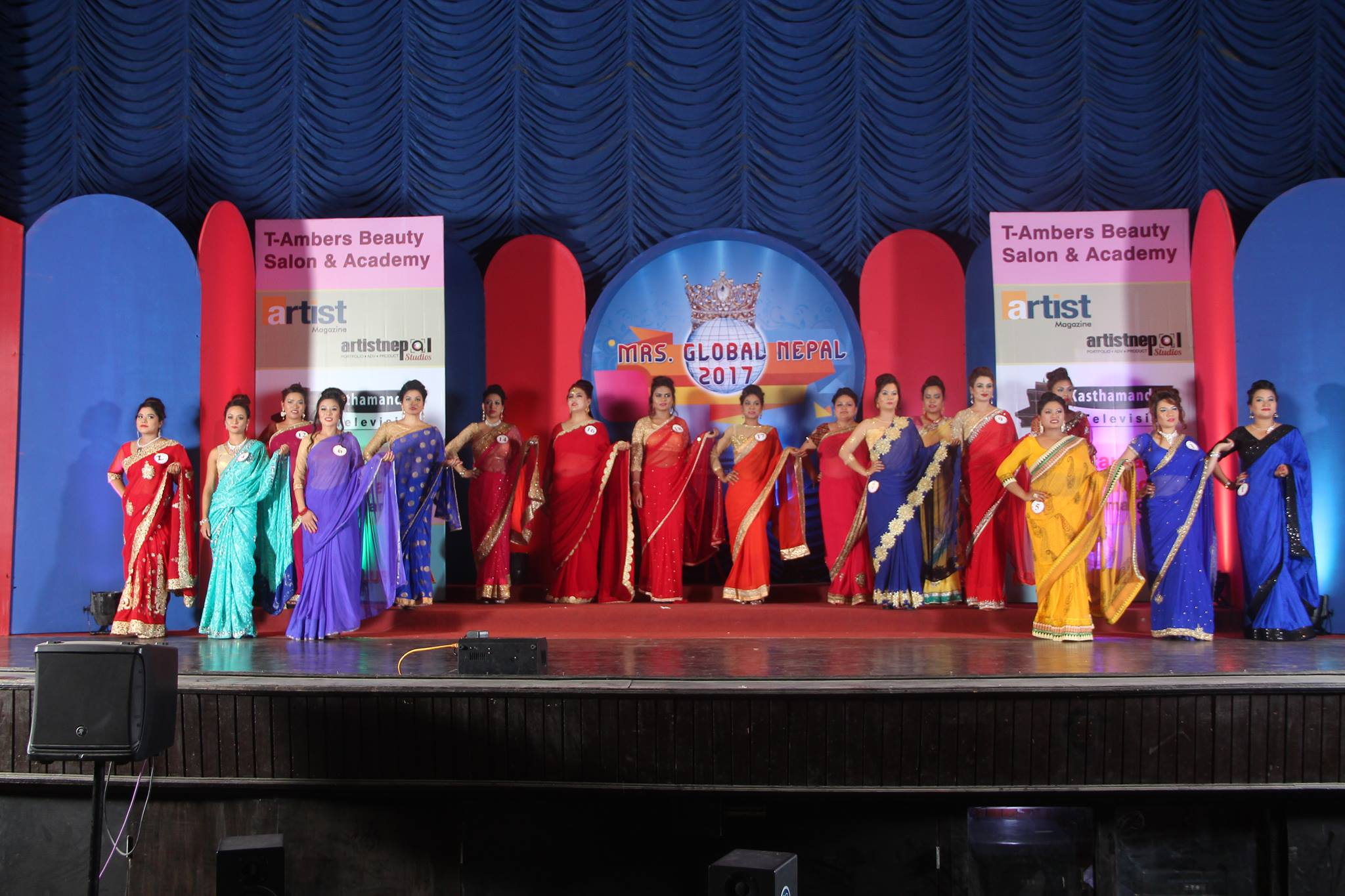 mrs global nepal 2017 final 13