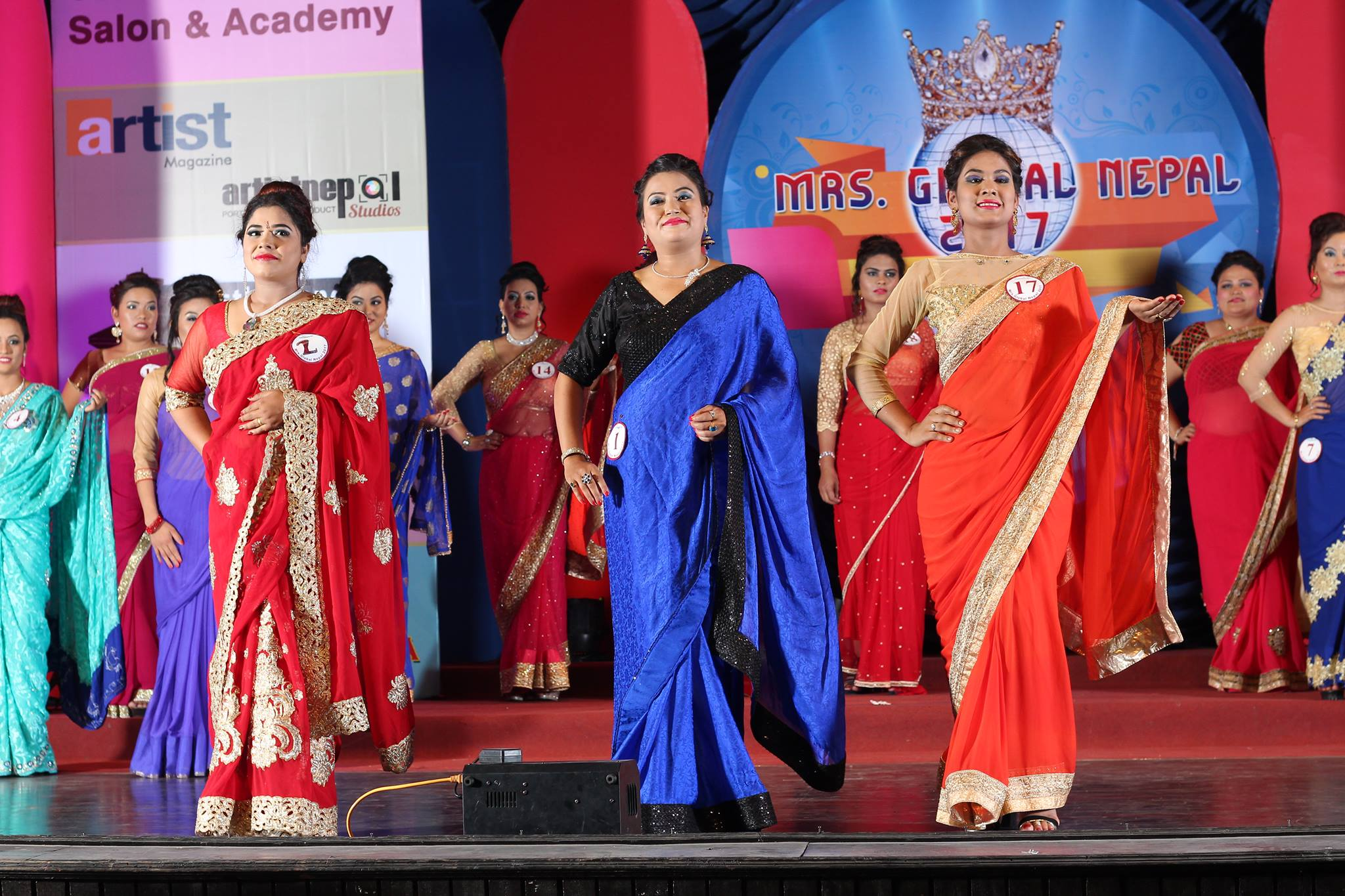 mrs global nepal 2017 final 3