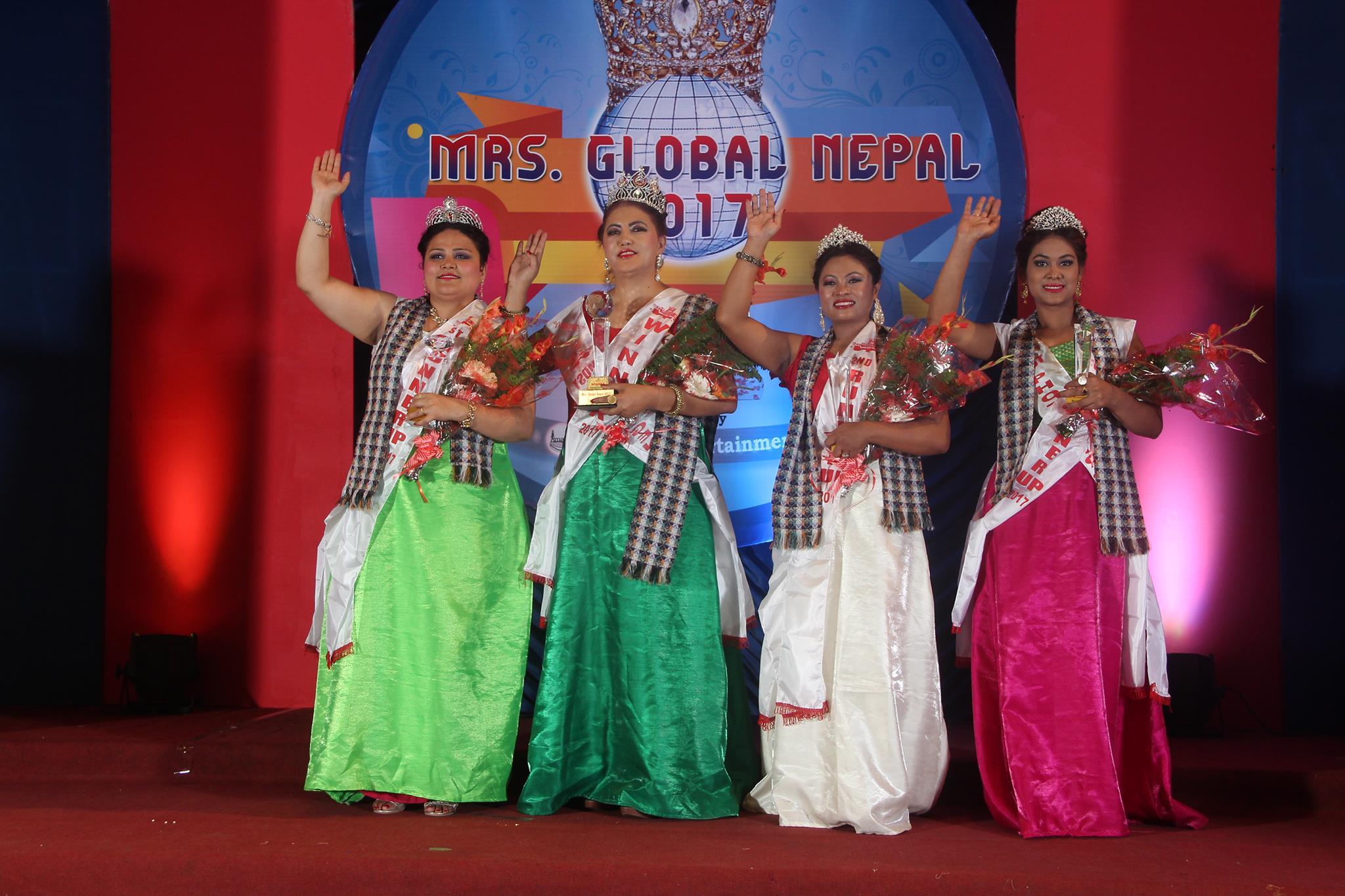 mrs global nepal 2017 final 4