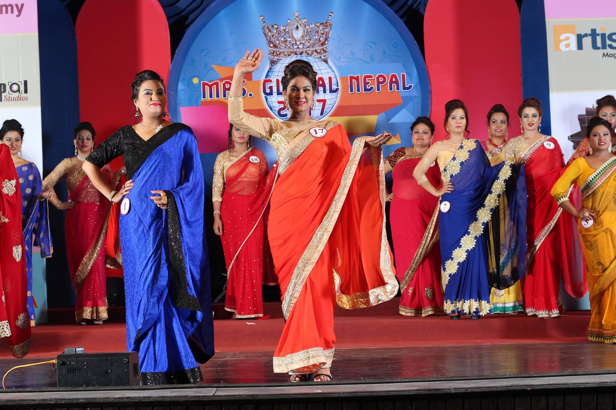 mrs global nepal 2017 final 5