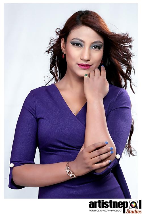 Nepali Singer, Nepli Beautiful SInger , Renuka Thapa , ArtistNepal (2)