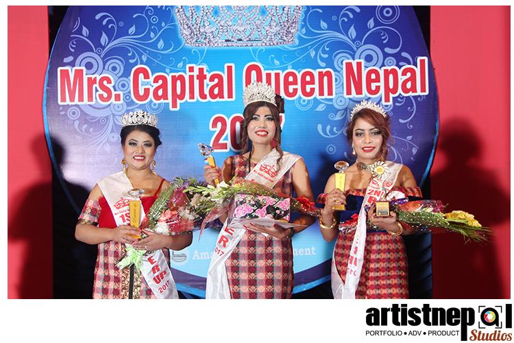 Mrs Capital Queen Nepal 2017 -amazone entertainment (13)