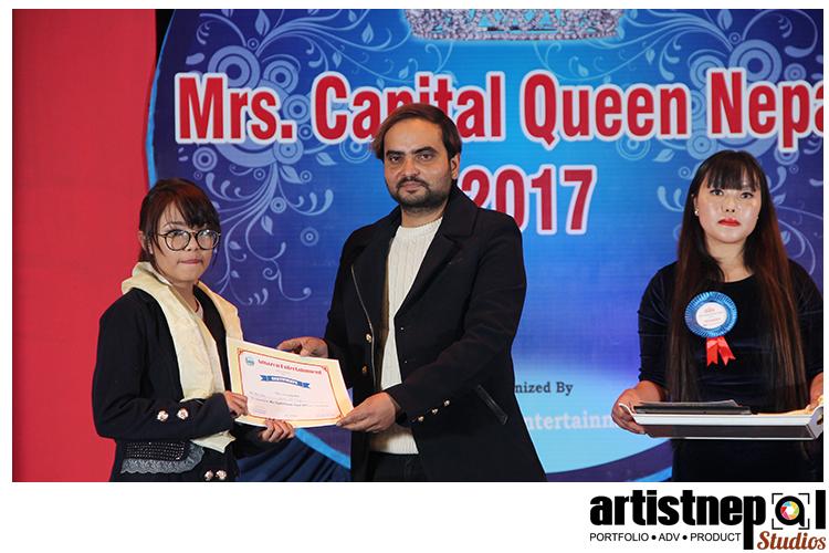 Mrs Capital Queen Nepal 2017 -amazone entertainment (5)