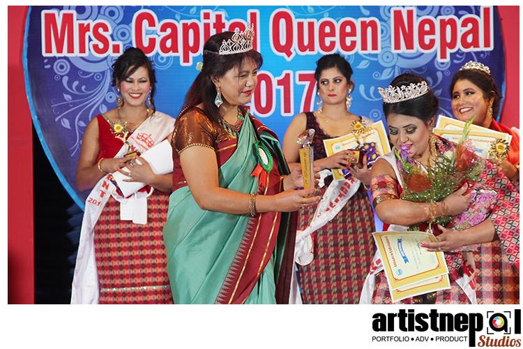 Mrs Capital Queen Nepal 2017 -amazone entertainment (8)
