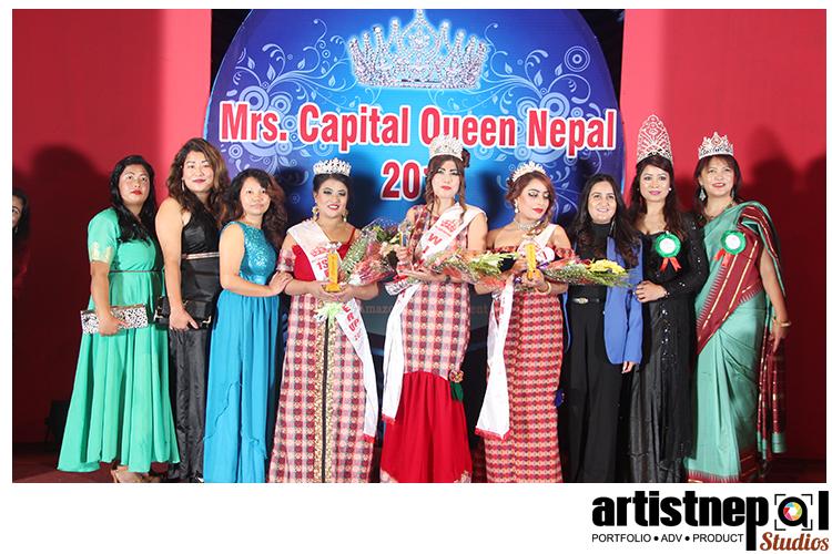Mrs Capital Queen Nepal 2017 -amazone entertainment (9)