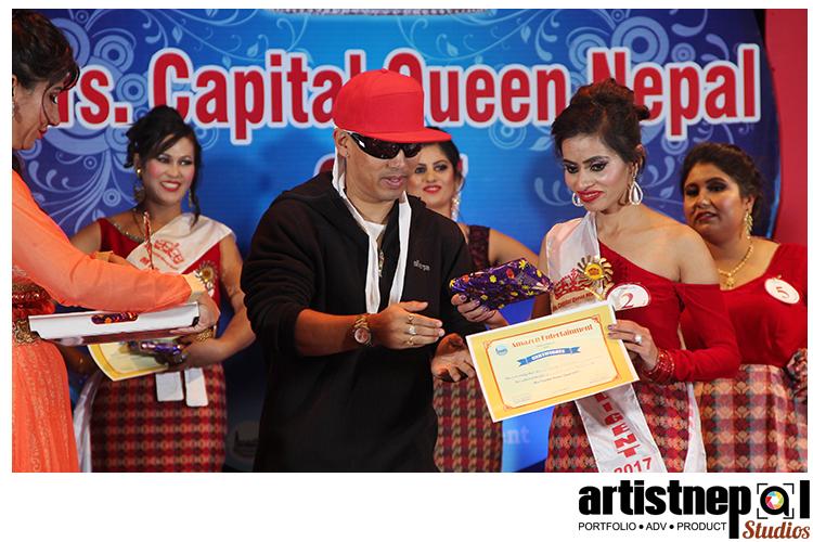 Mrs Capital Queen Nepal 2017 -amazone entertainment (nirnaya nsk)