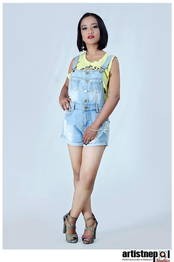 Nepali Model - Bhawana karki - ArtistNepal Studios (22)