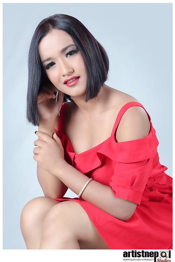 Nepali Model - Bhawana karki - ArtistNepal Studios (4)