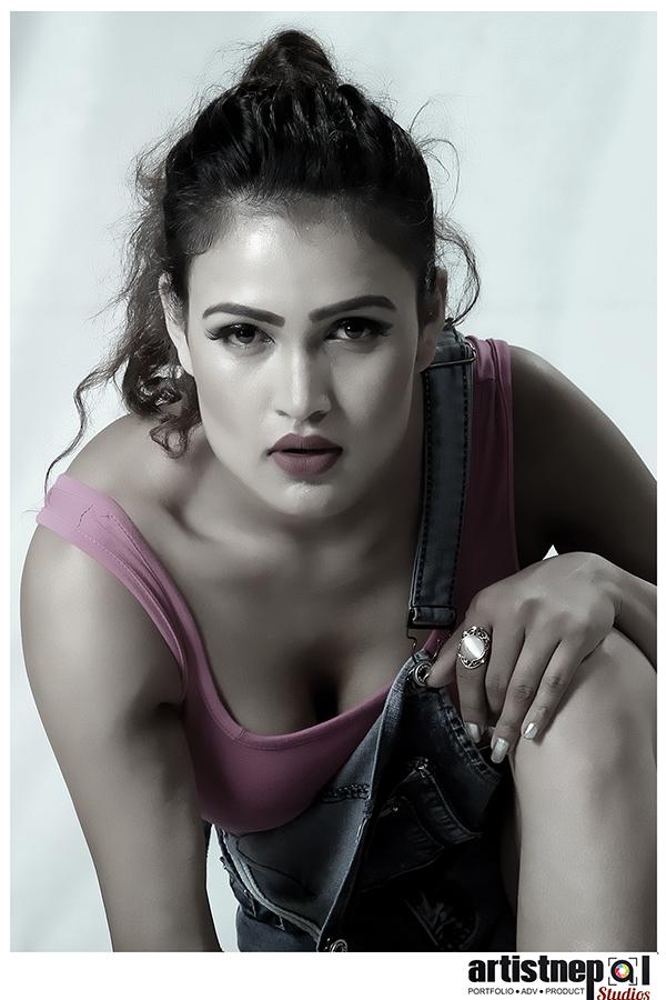 Nepali Model - Sarala Thapa - Nepali Actress - ArtistNepal Studios (12)